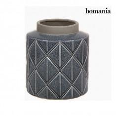 Vaze ceramice gri închis by Homania