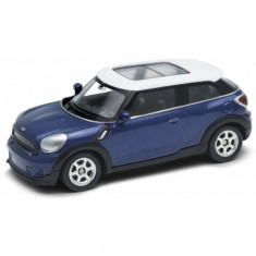 Masinuta Mini Cooper Paceman, Scara 1:60, Welly