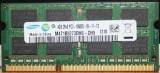 Memorie ram laptop sodimm ddr3 4 gb, samsung, hynix, garantie, 1333 mhz
