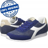 Pantofi sport Diadora Jog Light pentru barbati - adidasi originali - panza, 41, 42.5, 43, 44, 44.5, 45, Textil