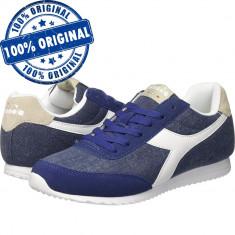 Pantofi sport Diadora Jog Light pentru barbati - adidasi originali - panza foto