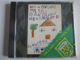 Cd Ioan Gyuri Pascu albumul:Ganduri nevinovate-Connex go-Tempo Music 1997