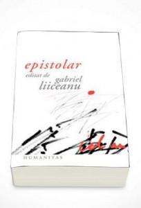 Epistolar - de Gabriel Liiceanu