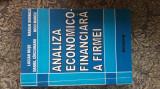 ANALIZA ECONOMICO FINANCIARA A FIRMEI - BUSE ,MARCU