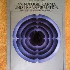 Stephen Arroyo - Astrologie, Karma und Transformation