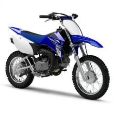 Yamaha TT-R110E '17 - Motocicleta