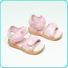 DE FIRMA → Sandale fetite, frumoase, usoare, comode, ADIDAS → fete | nr. 21 - Sandale copii Adidas, Culoare: Roz
