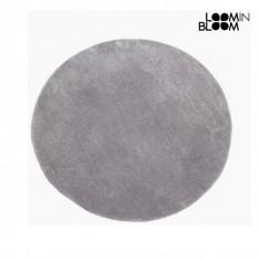 Covor Acrilic Gri (90 x 90 x 3 cm) by Loom In Bloom