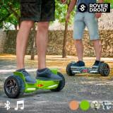 Trotinetă Electrică Hoverboard Bluetooth cu Difuzor Rover Droid Stor 190Pistachio Green