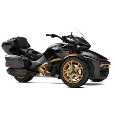 Can-Am Spyder F3 Limited SE6 10th Anniversary '18 foto