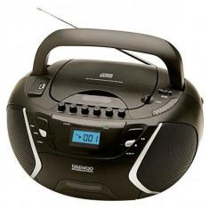 Radio CD Daewoo PCS75105DBU51 - Combina audio