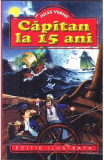 Capitan la 15 ani - Jules Verne, Jules Verne