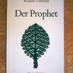 Khalil Gibran - Der Prophet