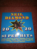 Neil Diamond -20 Super Hits-Bellaphon Ger vinil vinyl