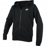 Hanorac barbati Nike Full-Zip Ft Club 804391-010