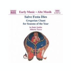 Salve Festa Dies - Gregorian Chant for Seasons of the Year (CD )