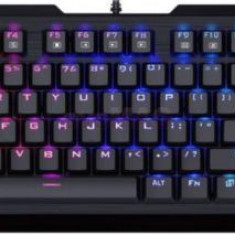 Tastatura Redragon Usas RGB (Neagra)