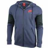 Hanorac barbati Nike Air Full Zip Hoodie 861612-471