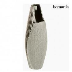 Vază Ceramică Argintiu - Queen Deco Colectare by Homania