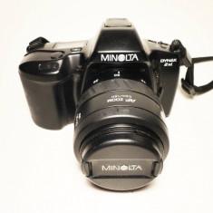 Pentax MZ-5N cu obiectiv Pentax 35-80mm 1: 4-5.6