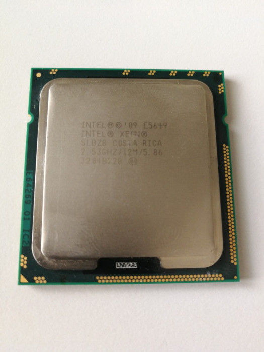 Procesor Server Intel Xeon E5649 PD4434 PRO2