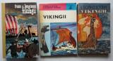 Vikingii - 3 carti Cu Si Despre Vikingi