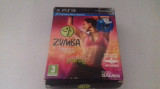 Set Zumba Fitness Party - Centura + Joc - PS 3 PlayStation 3, Controller