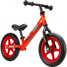 Bicicleta fara pedale 12 Cars Seven SV9900 B3302644 - Bicicleta copii