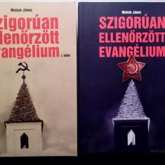 Szigoruan  ellenorzott  evangelium  -  Molnar Janos