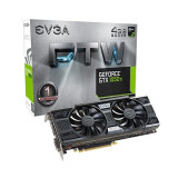 Placă Grafică Gaming EVGA 04G-P4-6258-KR GTX 1050 TI FTW 4 GB|DDR5