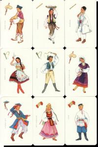 Cărți de joc PĂCĂLICI_vintage_reeditat