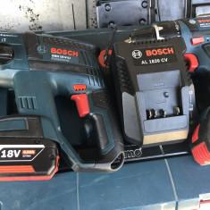 Set autofiletanta + rotopercutor Bosch 18V - Surubelnita electrica