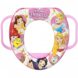 Reductor WC captusit cu manere Disney Princess Lulabi 7055700 B3002298