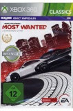 Need for Speed Most Wanted - NFS  CLASSICS   - XBOX 360 [Second hand], Curse auto-moto, 3+, Multiplayer