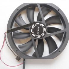 Cooler,ventilator carcasa 200x200 Antec TriCool,3 pozitii de turatie.