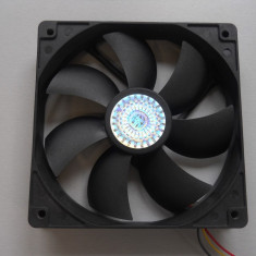 Cooler, ventilator carcasa 120x120 mm Cooler Master. - Cooler PC