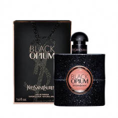 Apa de parfum Yves Saint Laurent Black Opium Dama 50ML, Yves Saint Laurent