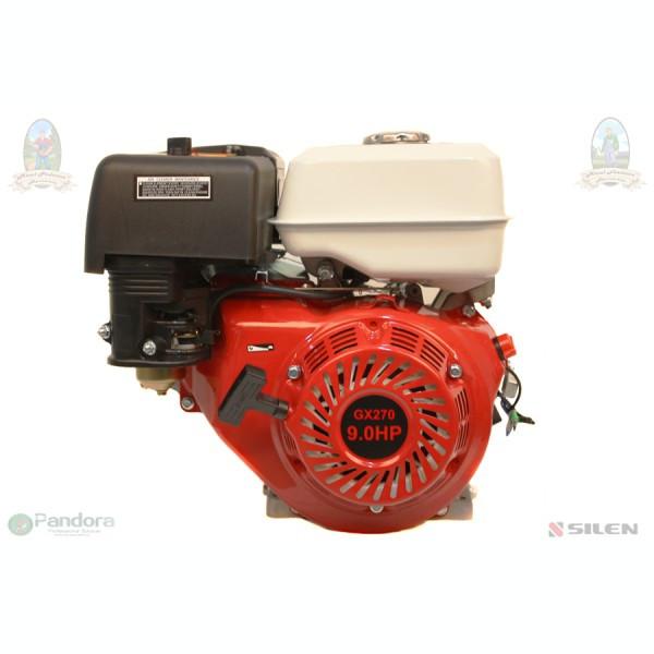 Motor pe benzina 7 CP – 3600 rot / min – MICUL FERMIER foto mare