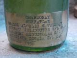 Vin Murfatlar Chardonay 1958, Demi-dulce, Alb, Romania 1950 - 1970