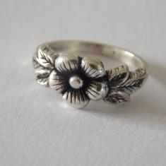 Inel argint -98
