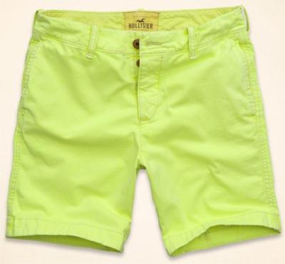 Pantaloni scurti barbati Hollister-mas. 34-Lichidare stoc foto