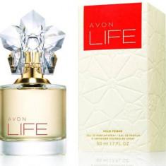 Parfum Avon Life de dama*50ml sigilat, Apa de parfum, 50 ml