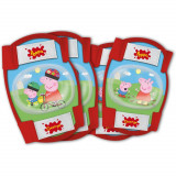 Set protectie Cotiere Genunchiere Peppa Pig Eurasia 70203 B3302553