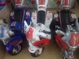 Motocicleta electrica pentru copii cu acumulator 6V marime mare (5-8 ani), 6-8 ani, Unisex