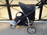 Tex Baby Black / carucior sport copii 0 - 3 ani