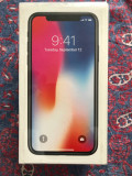 Iphone X Space Gray 256GB, Negru, 64GB, Neblocat, Apple