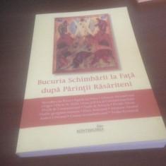 SCHIMBAREA LA FATA DUPA PARINTII RASARITENI- CLEMENT, ORIGEN, EFREM, PROCLU ...