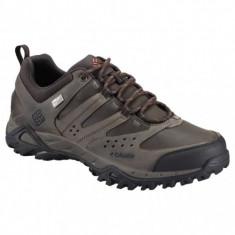 Pantofi Columbia Peakfreak Xcrsn Leather Outdry - Pantofi barbat Columbia, Marime: 45, Culoare: Maro
