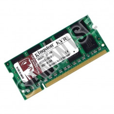 Memorie 2GB KINGSTON DDR2 667MHz SODIMM - Memorie RAM laptop