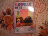 Caseta audio Reggae Hits, Casete audio